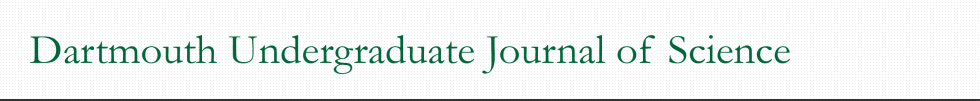 Dartmouth Undergraduate Journal of Science