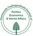 Dartmouth Undergraduate Journal of Politics, Economics and World Affairs