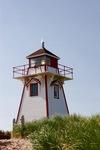 Covehead Lighthouse by Jennifer C. Cormack by Jennifer C. Cormack