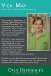 Open Dartmouth: Vicki May, Associate Professor of Engineering