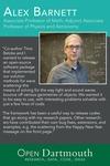 Open Dartmouth: Alex Barnett, Professor, Applied Mathematics
