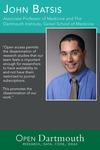 Open Dartmouth: John Batsis, Associate Professor of Medicine and The Dartmouth Institute, Geisel School of Medicine