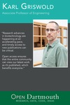 Open Dartmouth: Karl Griswold, Associate Professor of Engineering