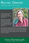 Open Dartmouth: Rachel Obbard, Assistant Professor of Engineeering
