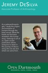 Open Dartmouth: Jeremy DeSilva, Associate Professor of Anthropology