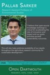Open Dartmouth: Pallab Sarker, Research Assistant Professor of Environmental Studies by Dartmouth College
